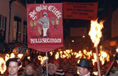 Cliffe Bonfire Society Remembrance
