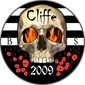 CBS Tin Badge 2009